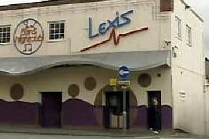 The Lexis nightclub in Mansfield