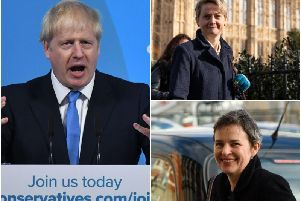 Yvette Cooper MP has described Boris Johnson's triumph at the Conservative leadership contest as a 'deeply depressing' moment.