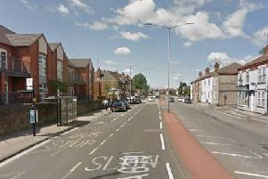 Chesterfield Road South, Mansfield