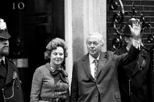 A correspondent writes about the need for a fair society - and says he was optimistic when Harold Wilson first became Prime Minister.