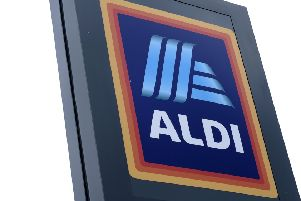 Delivery times at an Aldi in a Derbyshire town could be extended, starting earlier and finishing later.