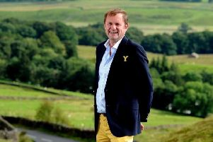 Sir Gary Verity is the ex-chief executive of Welcome to Yorkshire.