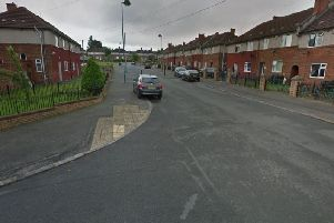 It happened on Dawnay Road at the junction with Nene Street. Photo: Google Maps.