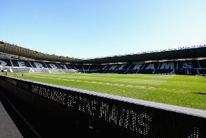 Preston North End visit Pride Park this weekend.