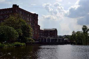 Belper, Strutts North Mill