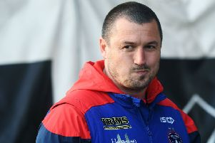 Wakefield Trinity coach, Chris Chester, is a member of the RFL laws panel. PIC: Jonathan Gawthorpe/JPIMedia