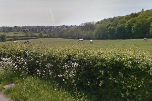 A Google streetview image of the site from May 2019