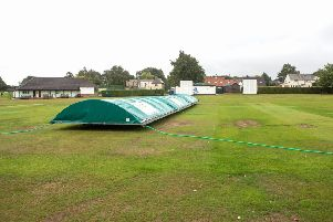The washout at the weekend confirmed Leeds Modernians' (pictured) and Calverley St Wilfrid's relegation. PIC: John Heald