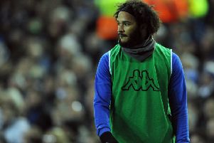 Izzy Brown, in contention to make his Leeds United debut.