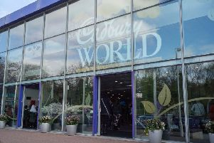 Cadbury World in Birmingham (Photo by Christopher Furlong/Getty Images)