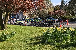 The two teenage boys who were injured in the incident at the gardens on Saturday remain in a stable condition in hospital.