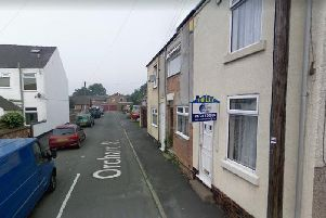 Orchard Street, Langley Mill.