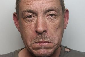 Pictured is driving offender Timothy Brian Frost, 43, of Sleetmore Lane, Somercotes, Alfreton, who has been jailed for 14 weeks.