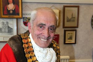 Veteran councillor John Walker has been elected as Amber Valley mayor.