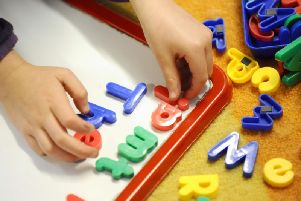 Sure Start children's centres provide early learning, childcare, health and social care services for children