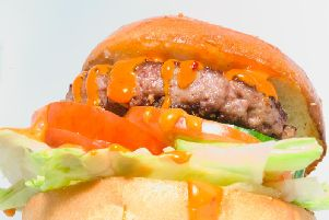 Lets Go Ostrich is providing an exotic and healthy edge to the burger by serving one of the worlds leanest meats  the ostrich.