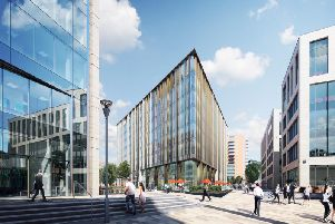 Investment giants Hermes and CPPIB will still own the rest of the wider Wellington Place estate
