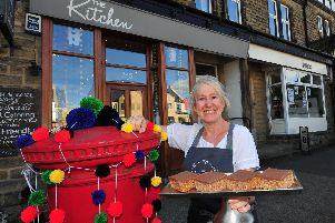 Sue Warburton of The Kitchen Cafe, Otley Road, Harrogate is embracing the UCIs.