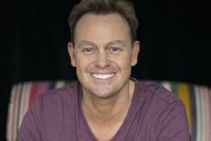 Jason Donovan hits the road