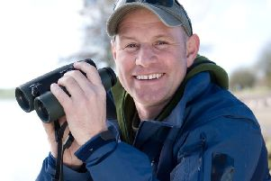 BBC One Show star Mike Dilger who is coming to Harrogate.