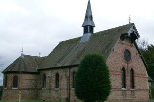 Saint Michael and All Angels Church at Littlethorpe.