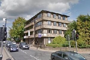Apartments coming soon -  The former Southfield office block site on Station Parade in central Harrogate. (Picture by Google Maps)
