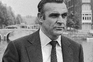 Legendary actor Sean Connery. (Picture by Dutch National Archives, The Hague)