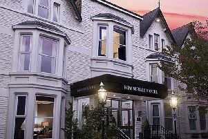 In a prime location - On the market is Harrogate's popular The Kimberley Hotel.