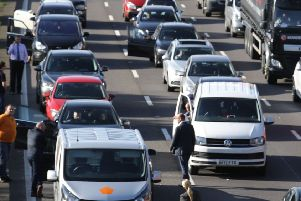 New government data reveals the roads to avoid in North Yorkshire to get to work on time.