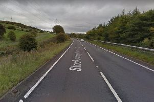 A man died and a woman was left fighting for life on the Stocksbridge Bypass