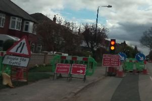 Warning to Harrogate drivers - KIngsley Road is facing a complete road closure.