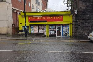 Continental Foods on Westgate in Wakefield