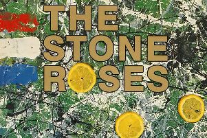 Harrogate event - The Stone Roses will feature in a Vinyl Sessions night about their classic debut album from 1989.