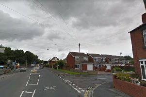 Junction of Dunrobin Drive and Wigan Road, which locals say is already busy
