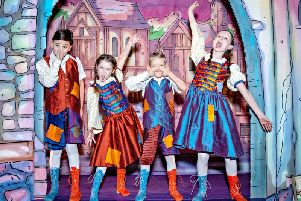 Chance to star in panto