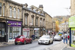 Sowerby Bridge high street