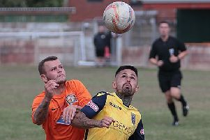 AFC Blackpool in action at the weekend