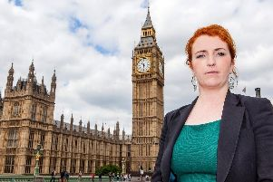 Sheffield Heeley MP Louise Haigh.