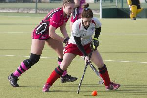 Halifax Hockey Club's Lauren Wright
