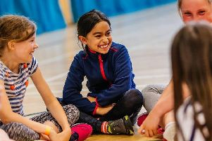 Half term holiday camps at Concord Sports Centre