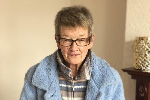Annie London, who has recently stepped down from her volunteer role at the British Heart Foundation due to ill health.'