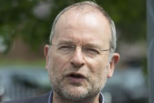 Sheffield Central MP Paul Blomfield