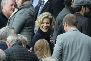 Amanda Staveley has confirmed she remains interested in buying Newcastle United - 14-month on from her previous attempt.