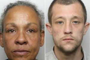 Alison Ellis and LiamSeeley were jailed at Sheffield Crown Court