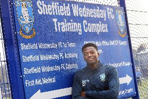 Defender Dominic Iorfa is waiting to make his Owls debut