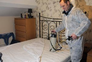 Calderdale's pest control team has seen an increase in callouts