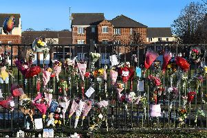 Tributes to Taylor Tolley