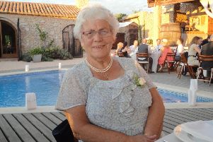 88-year-old Jean Stringer was killed in the collision