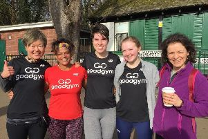 Annie May Anthony's 300th ParkRun