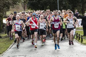 Last year's Red-Hot Toddy Race